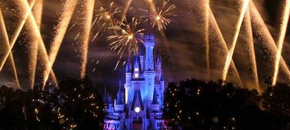 Das Magic Kingdom (Foto: Walt Disney World)