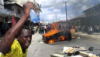 Proteste in Mombasa (Foto: Reuters)