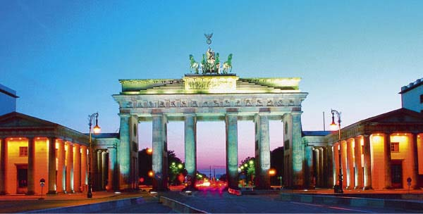Brandenburger Tor (Foto: Berlin Tourismus Marketing GmbH)