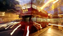 Doppeldeckerbus in London (Symbolfoto: Imago)