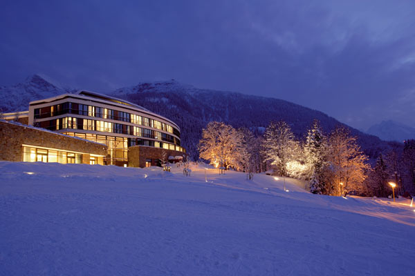 "Berchtesgaden: ""Intercontinental Berchtesgaden Resort""  (Foto: priesteregg.at)"