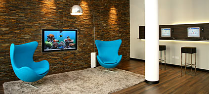 One Lounge Motel One Frankfurt (Foto: Motel One)