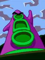 Day of the Tentacle (Bild: Lucas Arts)