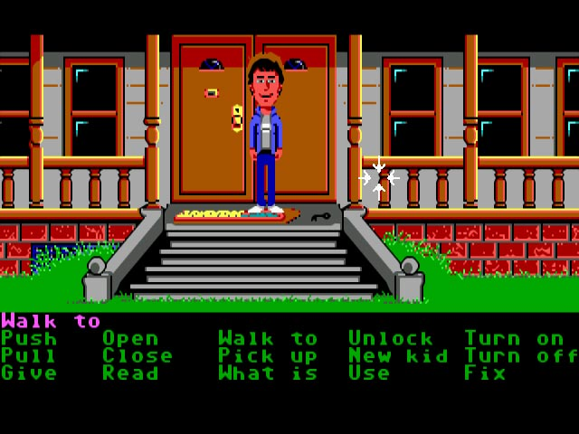 Maniac Mansion (Bild: Lucas Arts)