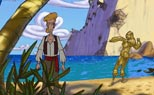 The Curse of Monkey Island (Bild: Lucas Arts)
