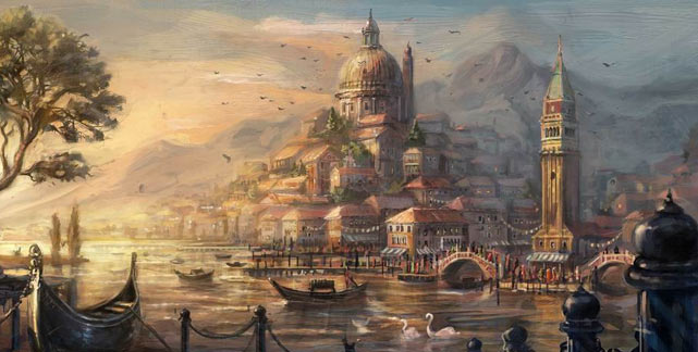 Anno 1404 Venedig Add On von Ubisoft