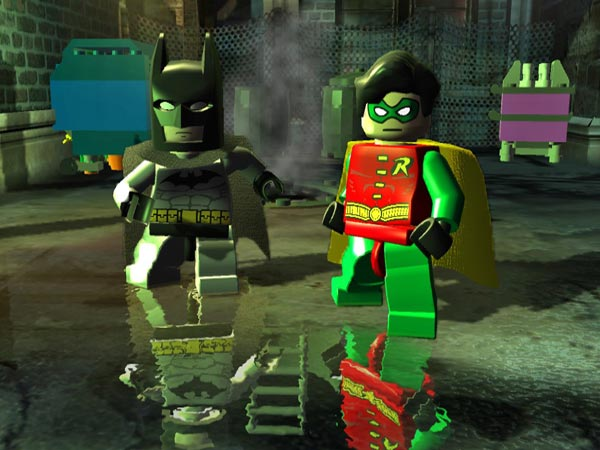 Lego Batman (Bild: Traveller's Games)