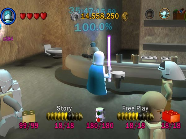 Lego Star Wars 2 (Bild: TT Games)
