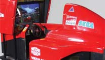 Virtua Racing (Bild: Sega)