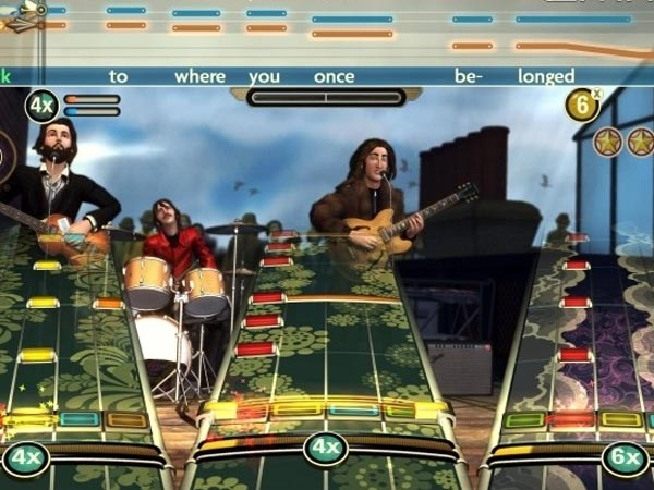 The Beatles - Rock Band (Bild: Harmonix)