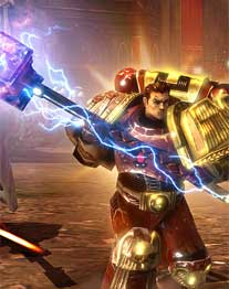 Warhammer 40K: Dawn of War 2 (Bild: THQ)