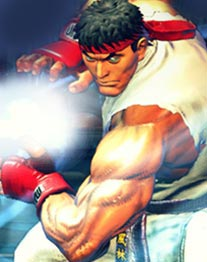 Street Fighter 4 (Bild: Capcom)
