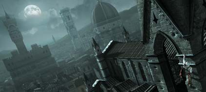 "Actionspiel ""Assassin's Creed 2"" im Spieletest: Wie ""GTA"" im Mittelalter. Assassin's Creed 2 Actionspiel von Ubisoft"