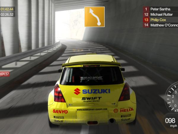 Colin McRae Rallye: Dirt (Bild: Codemasters)
