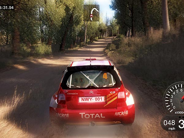 Colin McRae Dirt (Bild: Codemasters)