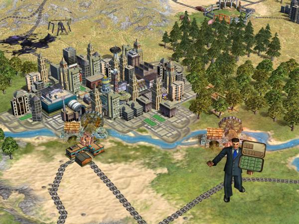 Civilization 4: Beyond the Sword (Bild: Take Two)