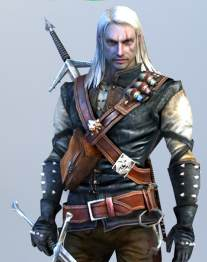 The Witcher: Rise of the White Wolf (Bild: Atari)