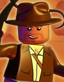 Lego Indiana Jones: Indiana Jones im Action-Adventure.