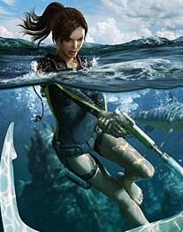 Tomb Raider Underworld (Bild: Eidos)