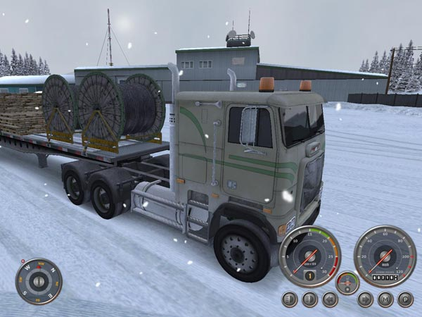 18 Wheels of Steel Extreme Trucker Simualtion von Rondomedia