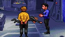 """Er ist tot, Jim"" - Star Trek: Judgement Rites (Bild: Interplay)"