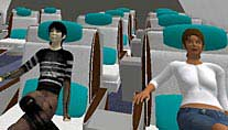 Krankheiten therapieren in Second Life (Bild: Linden Lab)