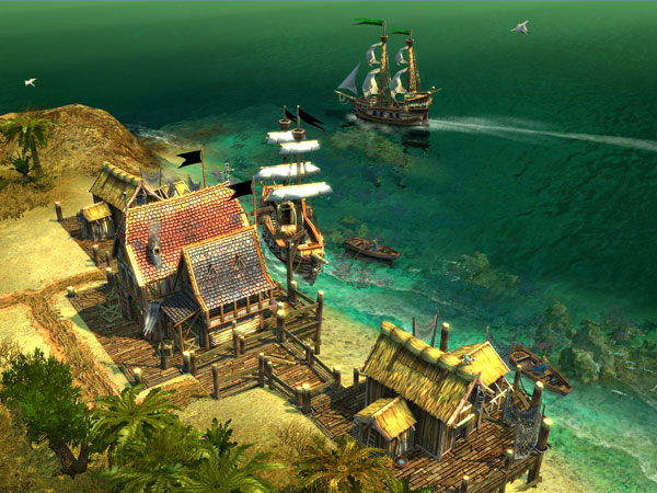 Anno 1701 Add-On (Bild: Sunflowers