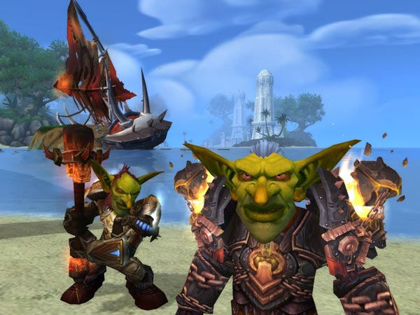 WoW Online-Rollenspiel World of Warcraft Cataclysm