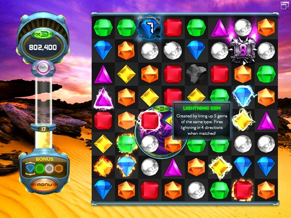 Bejeweled Twist (Bild: PopCap)