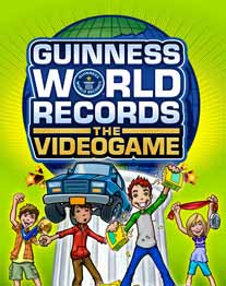 Guinness World Records – das Videospiel (Bild: Warner Interactive)