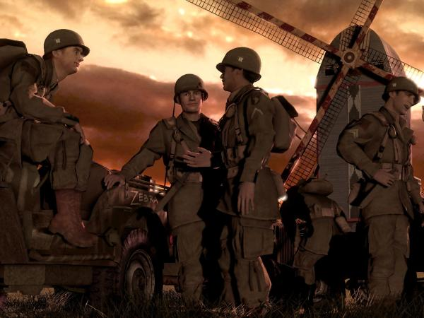 Brothers in Arms 3 (Bild: Ubisoft)
