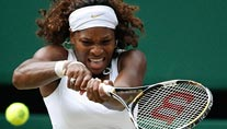 Will in Wimbledon den Titel: Serena Williams (Foto: AP)