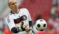 Robert Enke will Lehmanns Job als DFB-Keeper. (Foto: imago)