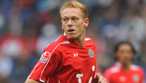 Hannovers Stürmerstar: Mikael Forssell (Foto: imago)
