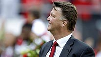 Crash-Kurs in Deutsch bei Nonnen: Louis van Gaal (Foto: imago)