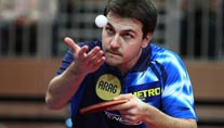 Timo Boll gewohnt souverän. (Foto: imago)