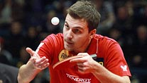 Deutschlands Tischtennis-As Timo Boll (Foto: imago)