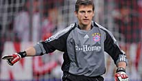 Bayerns Keeper Jörg Butt (Foto: imago)