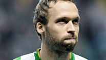 Celtics deutscher Nationalspieler Andreas Hinkel (Foto: imago)
