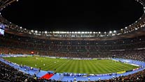 Das Stade de France in Paris (Foto: imago)