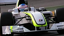 Jenson Button im neuen Brawn GP (Foto: xpb.cc)