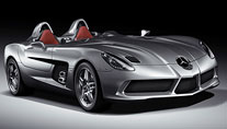 Mercedes SLR Stirling Moss (Foto: Mercedes)