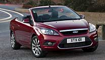 Der facegeliftete Ford Focus CC  (Foto: Ford)