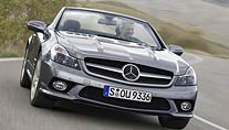Mercedes SL Roadster (Foto: Mercedes-Benz)
