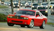 Dodge Challenger SRT8 (Foto: Dodge)