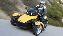 Can-Am Spyder Roadster (Foto: Can Am)