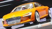Der Audi e-tron soll 2012 in Serie gehen (Foto: United Pictures)