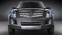 """Cadillac """"Provoq Fuel Cell"""" (Foto: GM)"""