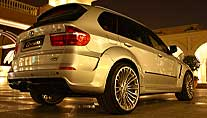 BMW X5 mit 525 PS: G-Power Typhoon (Foto: G-Power)