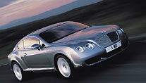 Bentley Continental GT Speed (Foto: Bentley)